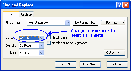 how to find links to other files in excel